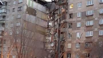 Руските власти открекоха трагедията в Магнитогорск да е терористична атака