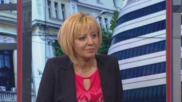 Мая Манолова: Положително се промени отношението към институцията Омбудсман