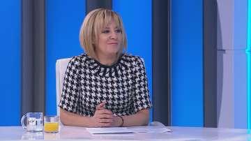 Омбудсманът Мая Манолова: Никога не съм се оплаквала от липса на правомощия