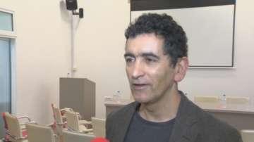 Испанският драматург Хуан Майорга в България