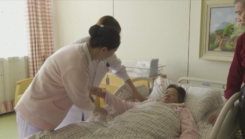 Снимка: 67-годишна китайка роди дете