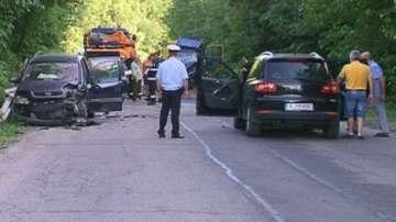 Тежка катастрофа блокира за часове пътя за Гърция през прохода Маказа