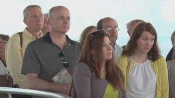 Правнуците на военния кореспондент Макгахан посетиха Плевенската панорама