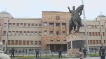 Външните министри преговарят за името на Македония