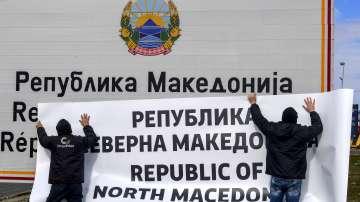Голямата смяна на името Северна Македония започна