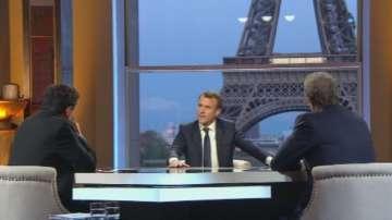 Макрон планира тайно референдум за кризата с жълтите жилетки?
