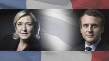 От нашите пратеници: Еманюел Макрон и Марин льо Пен стигнаха до задочен сблъсък