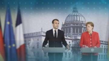 Макрон и Меркел искат освобождаване на украинските моряци