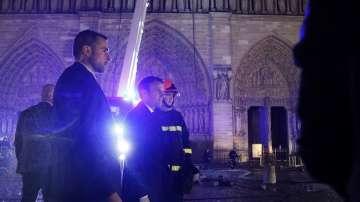 Световни лидери изразиха съпричастност за трагедията в Нотр Дам
