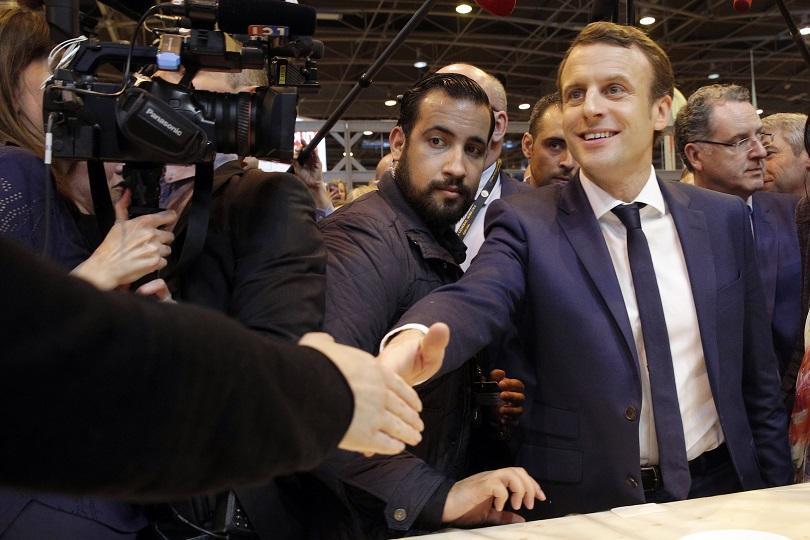 Бившият френски президентски съветник по въпросите на сигурността Александър Бенала,