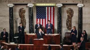 Визионерска реч на Еманюел Макрон пред двете камари на Конгреса във Вашингтон