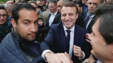 Френският президент уволни свой сътрудник по сигурността