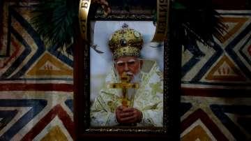 Отслужиха заупокойна литургия по повод 7 години от кончината на патриарх Максим