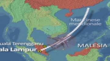 Открита е предполагаема отломка от изчезналия малайзийски Боинг