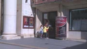 Малките репортери в Софийската опера