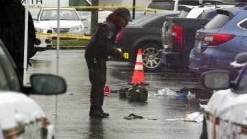 Стрелба в търговски центрове в щата Мериленд, има жертви