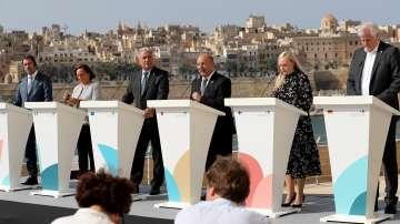 Четири страни от ЕС се договориха за автоматично разпределение на мигрантите