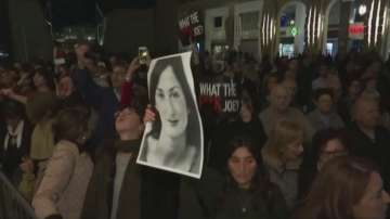 Протестиращи поискаха оставката на малтийския премиер