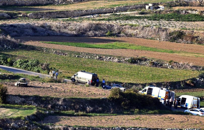 Снимка: Малта ще проведе независимо разследване за убийството на Дафне Галиция