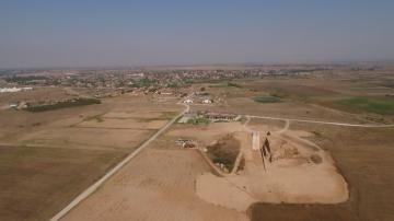 Могилата Малтепе е най-значимият обект от археологическото лято край Пловдивско
