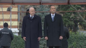 Румен Радев се срещна с Великия магистър на Малтийския орден