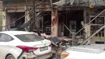 18 души загинаха при самоубийствен атентат в северния сирийски град Манбидж