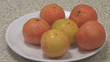 Боядисани мандарини се появиха в търговската мрежа