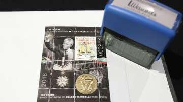Валидираха пощенска марка по повод 100-годишнината от рождението на Мандела