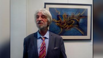На 77-годишна възраст ни напусна големият български художник Никола Манев