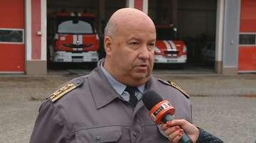Комисар Мангараков: Пожарите на сухи треви в Пловдивско са запалени умишлено