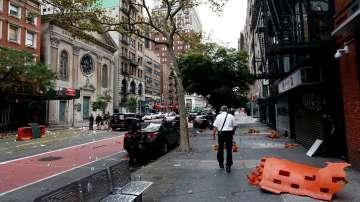 От нашия пратеник в Ню Йорк: Очевидци сравняват взрива с атаката от 11 септември