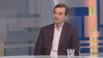 Димитър Манолов: Всеки проблем в България опира до доходите