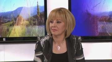 Мая Манолова: Поголовно се съдят граждани за погасени по давност задължения