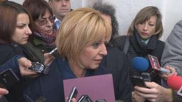 Омбудсманът Мая Манолова внесе в НС законопроект за 100% мажоритарни избори