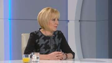 Манолова: Българката е героят на България днес!