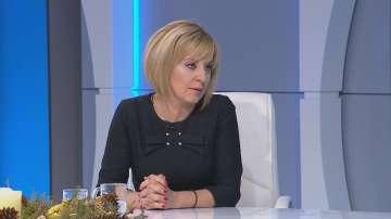 Мая Манолова свиква форум за защита правата на децата, останали без родители