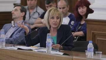 Членовете на Тристранния съвет не допуснаха Мая Манолова на заседанието