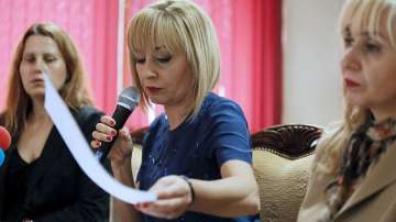 Омбудсманът Мая Манолова отчете свършеното през първите 3 години от мандата