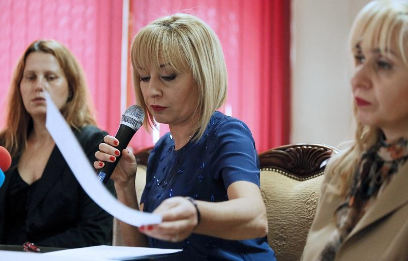 Омбудсманът Мая Манолова определи като недопустимо изказването на вицепремиера Валери