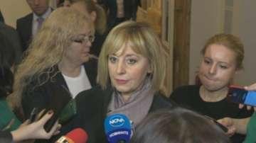 Мая Манолова ще сезира КС за Изборния кодекс