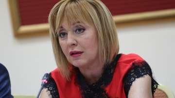 Омбудсманът Мая Манолова организира дискусия за машинното гласуване