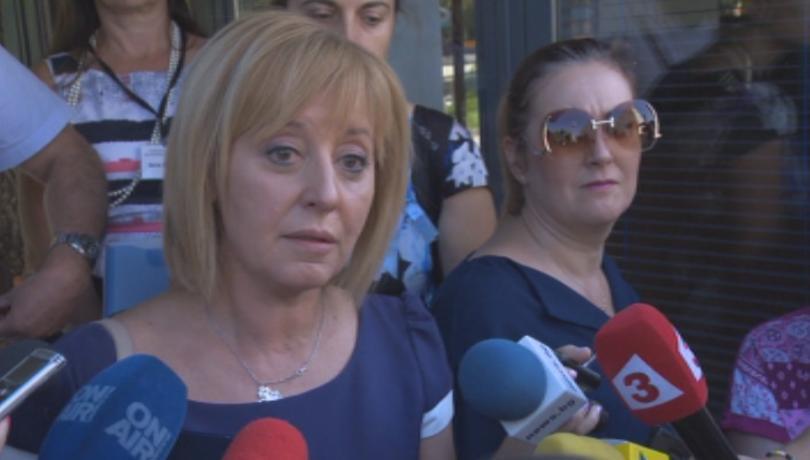 Омбудманът Мая Манолова заяви, че до часове ще обяви дали