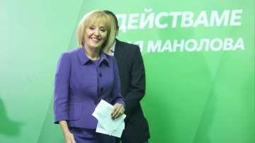 Мая Манолова внася жалба в ОИК за нарушения при провеждането на изборите в София