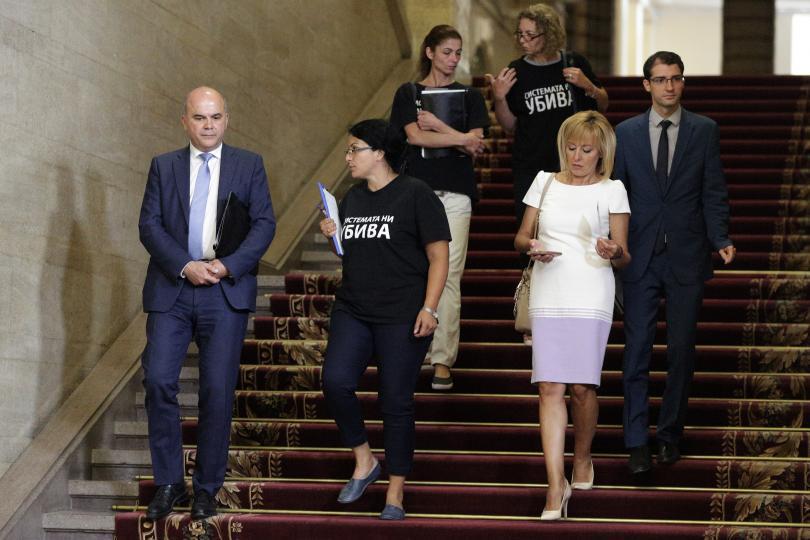 Това съобщи социалният министър Бисер Петков в края на срещата