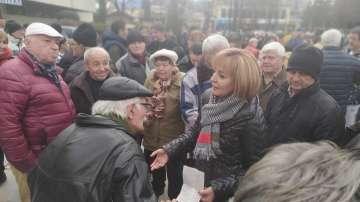 Манолова: Самоков ще поведе десетки общини в битката за вода