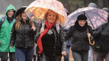 Мая Манолова подкрепи събитието На чужд гръб и 10 ученически раници са малко