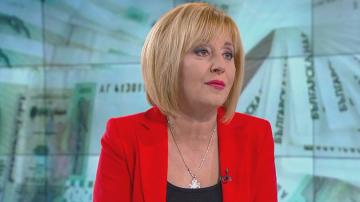 Мая Манолова: Без закон за частния фалит убиваме предприемчивостта на гражданите