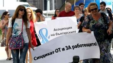 Медицински сестри готвят национален протест на 10 септември