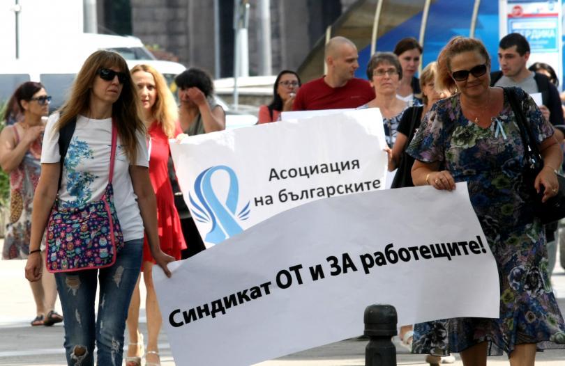 Медицински сестри готвят национален протест на 10 септември с искане