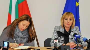 Избират заместник на Мая Манолова